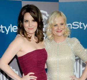 Tina Fey et Amy Poehler, les deux présentatrices des Oscars 2013, nous promettent de bonnes crises de rire pendant la cérémonie.