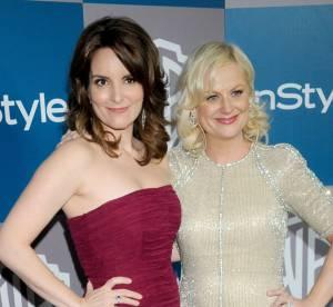 Golden Globes 2013 : Tina Fey et Amy Poehler, qui sont ces joyeuses hotesses ?
