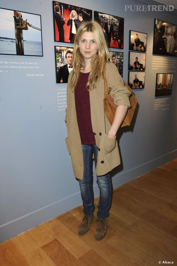 Clémence Poesy fan de MySuelly adopte le it-bag Louise Emma !