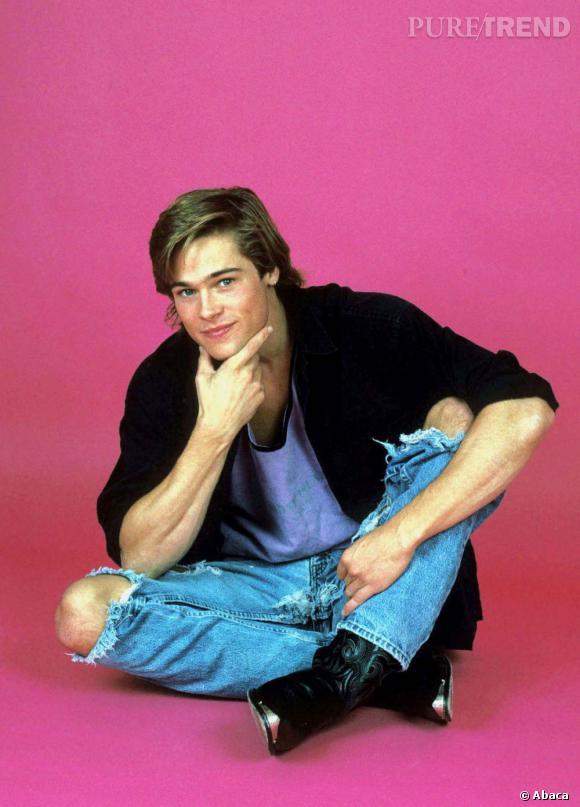 Brad Pitt fête aujourd'hui ses 49 ans.