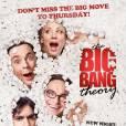 The Big Bang Theory continue de passionner les téléspectateurs et se place en trosième position !
