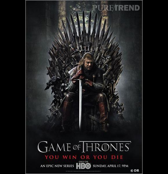 """""""Game of Thrones"""" est la série la plus téléchargée de 2012 !"""