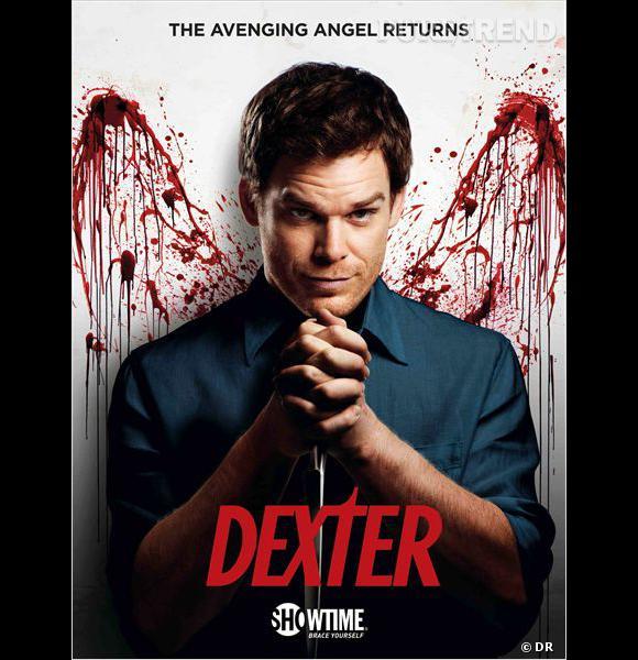 """En deuxième position, on retrouve le serial killer le plus sexy du moment : """"Dexter"""" !"""