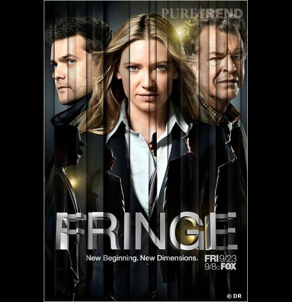 Joshua Jackson continue de faire recette, même au bout de 5 saisons de Fringe !