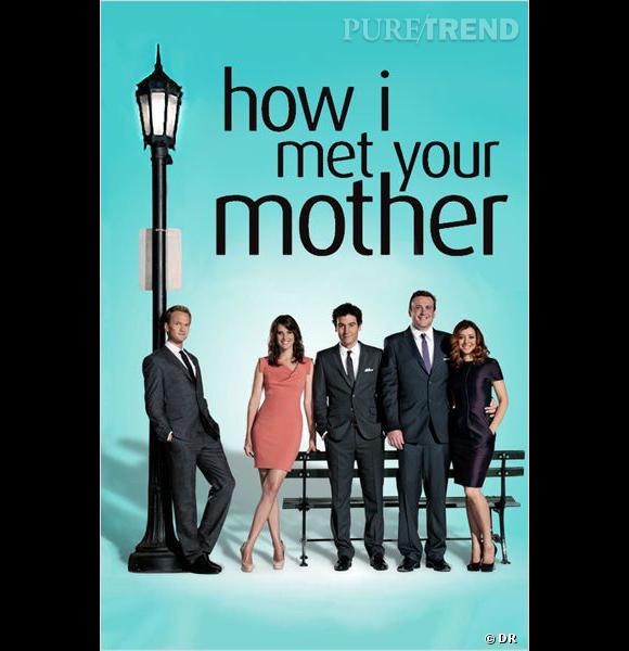 """Idem pour """"How I Met Your Mother"""" qui ne semble pas lasser le public même si on ne sait toujours pas qui est la fameuse mère !"""