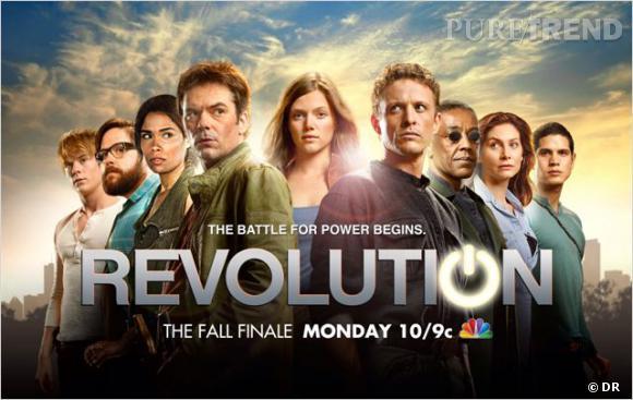 """La série """"Revolution"""" commence sa première saison sur les chapeaux de roue !"""
