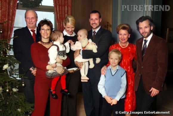 La famille royale norvégienne est un peu comme tout le monde, surtout question coiffures.