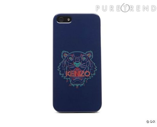 kenzo tiger fever collection coque iphone 4 25 sur. Black Bedroom Furniture Sets. Home Design Ideas
