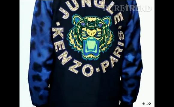 Kenzo Tiger Fever collection !