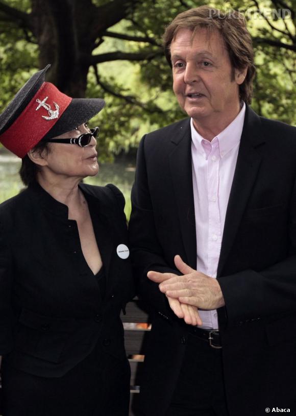 Il y a quelques mois, Paul McCartney a mis fin aux rumeurs, Yoko Ono n'est pas à l'origine de la séparation du groupe.