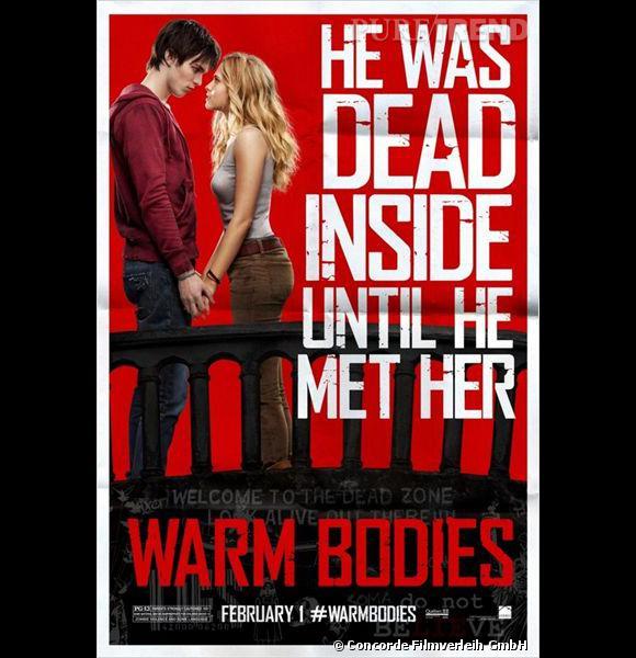 """Quand """"Twilight"""", des zombies et Romeo et Juliette se rencontrent, ça donne """"Warm Bodies""""."""