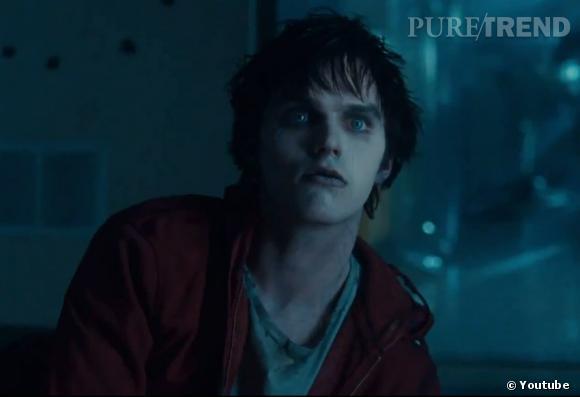 Le héros du film, c'est Nicholas Hoult qui joue R, un zombie.