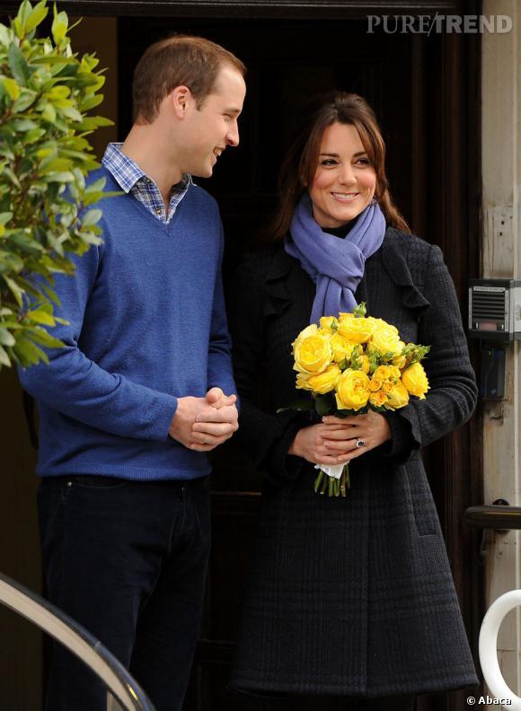 Kate Middleton devrait accoucher en juin. C'est sûrement le bébé le plus attendu de 2013 !