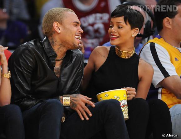 Chris Brown et Rihanna sont inséparables ces derniers temps.