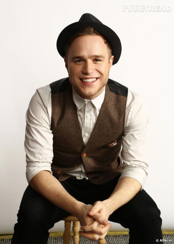 Le chanteur Olly Murs, ancient gagnant d'X Factor est nominé dans la catégorie artiste masculin de l'année.