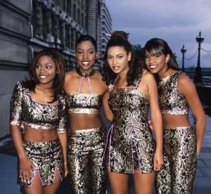 Beyonce et les Destiny's Child : la retro looks haute en couleurs