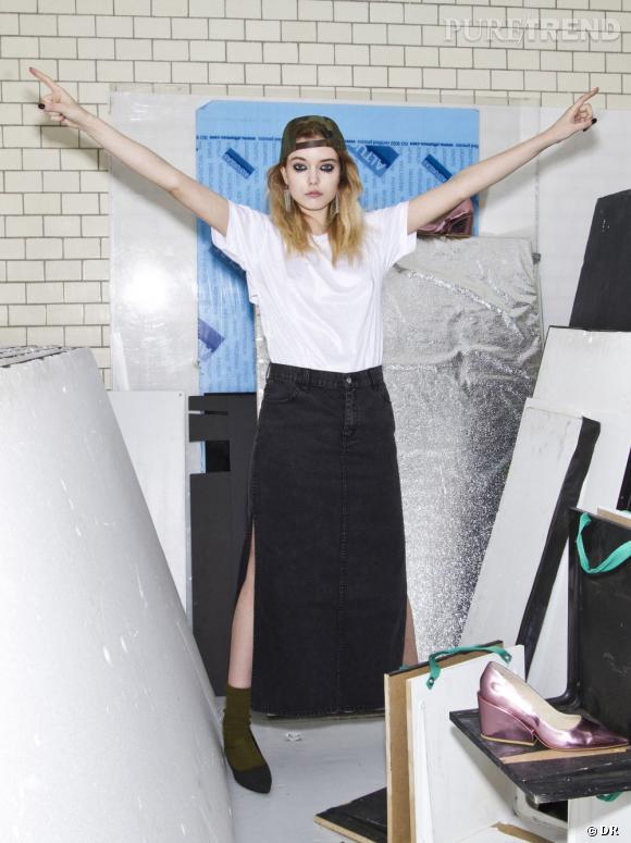 Cheap Monday, groupe H&M, look book Printemps-Eté 2013