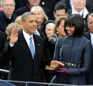Barack Obama et sa famille pendant l'investiture : le jeu des 7 erreurs entre 2009 et 2013