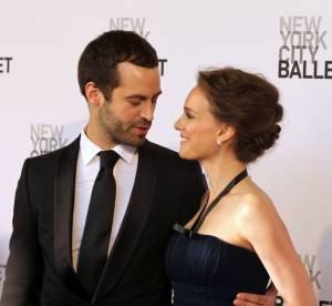 Natalie Portman : l'actrice a Paris pour suivre son mari Benjamin Millepied