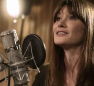 Carla Bruni : ''Chez Keith et Anita'', un single sous le signe des seventies