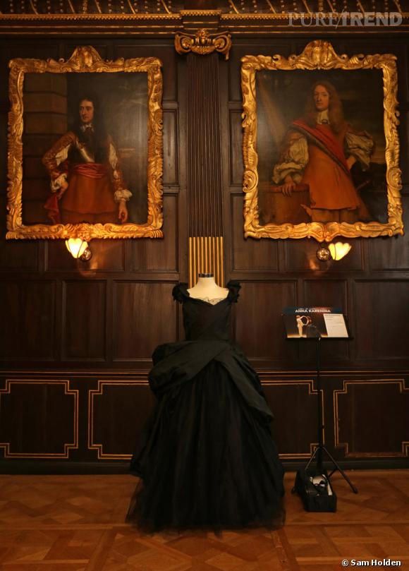 Les costumes d'Anna Karenine le film sont exposés à la Maison Ham jusqu'au 4 avril 2013 pour célébrer sa sortie en DVD le 4 février prochain.