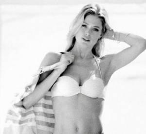 Doutzen Kroes et les Anges Victoria's Secret, en bikini sexy pour Bruno Mars et Maroon 5