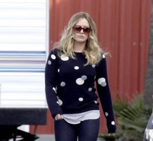 Hilary Duff, jeune maman pop et tendance... A shopper !
