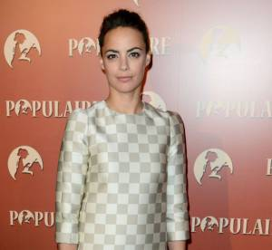 Berenice Bejo vs Miranda Kerr : la mini robe Louis Vuitton damier
