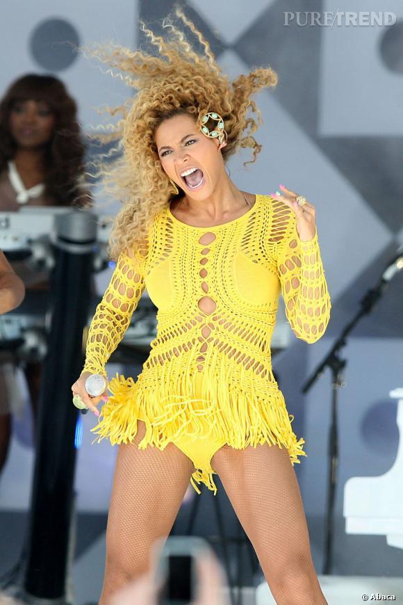 Beyoncé, la lionne du Rn'b.