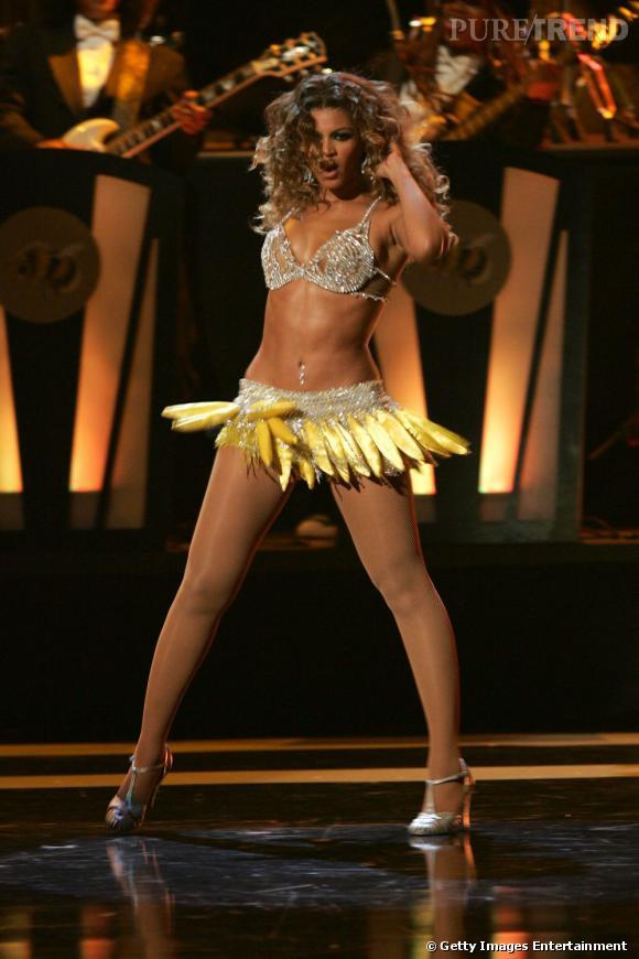 Beyoncé fait swinguer les bananes.