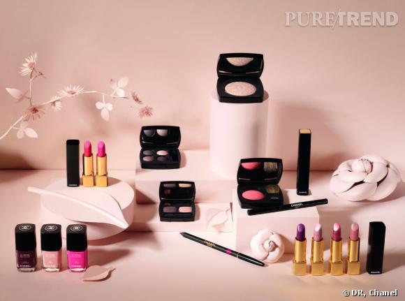 La collection Printemps Précieux de Chanel.