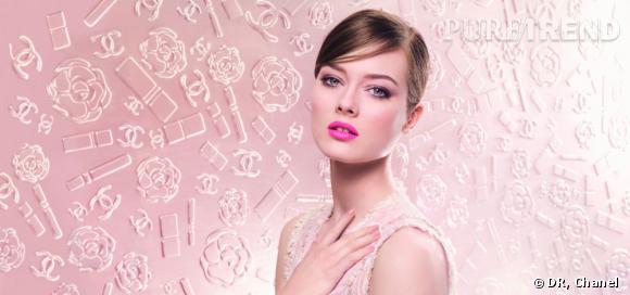 La collection Printemps Précieux de Chanel allie la rigueur et la fantaisie.