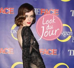Coco Rocha, la starlette glamour de ''The Face''
