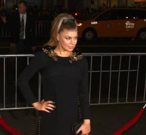 Fergie, enceinte ? Trahie par sa petite robe noire...