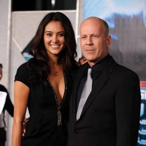 Après un premier jus en 2010, Bruce Willis a lancé un parfum en l'honneur de sa femme, Emma Heming.