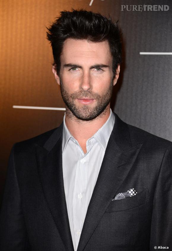 Des parfums qui font très mâles Adam Levine, le leadeur de Maroon 5, vient de lancer son premier parfum.