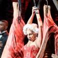 """Le """"Born This Way Tour"""" (ici, une performance de Lady Gaga à Vancouver) devait s'achever à Tulsa le 20 mars."""