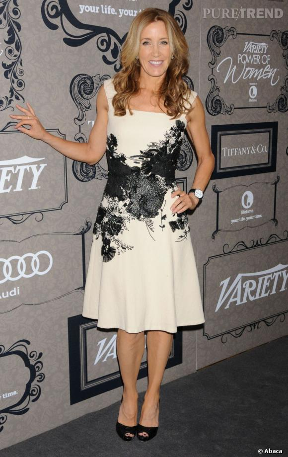 """Felicity Huffman jouera Margie, la mère du clan Hamilton, dans """"Boomerang"""", la nouvelle série de la FOX."""
