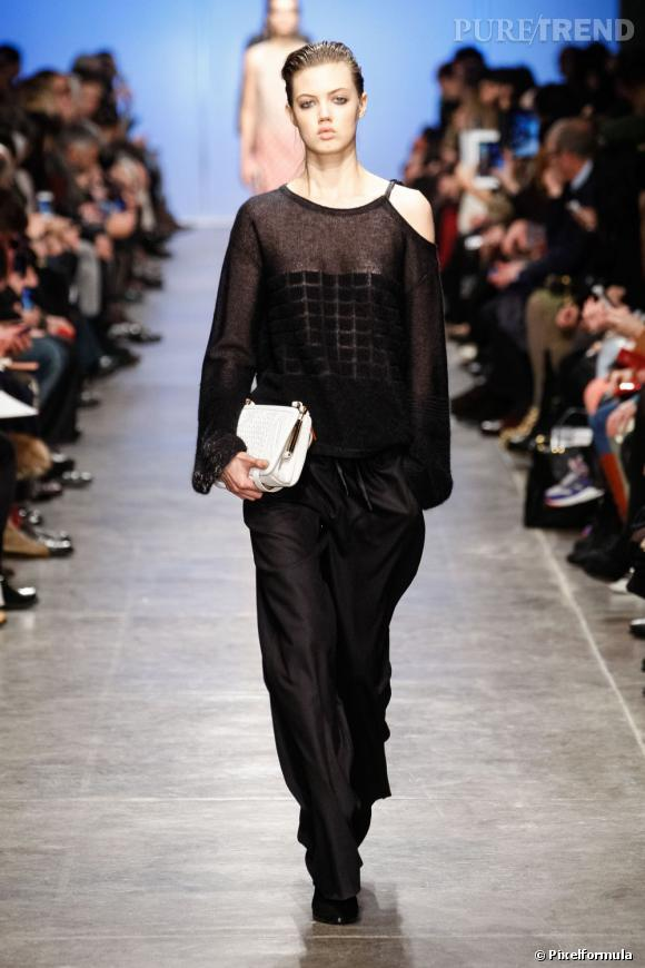 Fashion Week de Milan Automne-Hiver 2013/2014 Défilé Missoni. Le style sportswear se dévergonde.