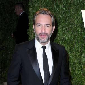 Jean Dujardin à la soirée Vanity Fair post-Oscars 2013.
