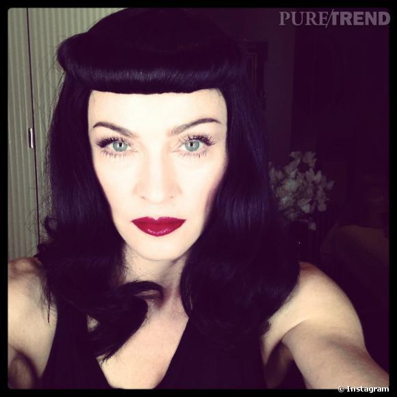 Madonna risquerait-elle d'être bannie d'Instagram pour des photos trop osées ?
