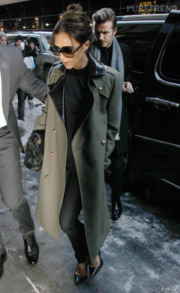 David Beckham s'inquiéterait pour la santé de sa femme, accro au régime.