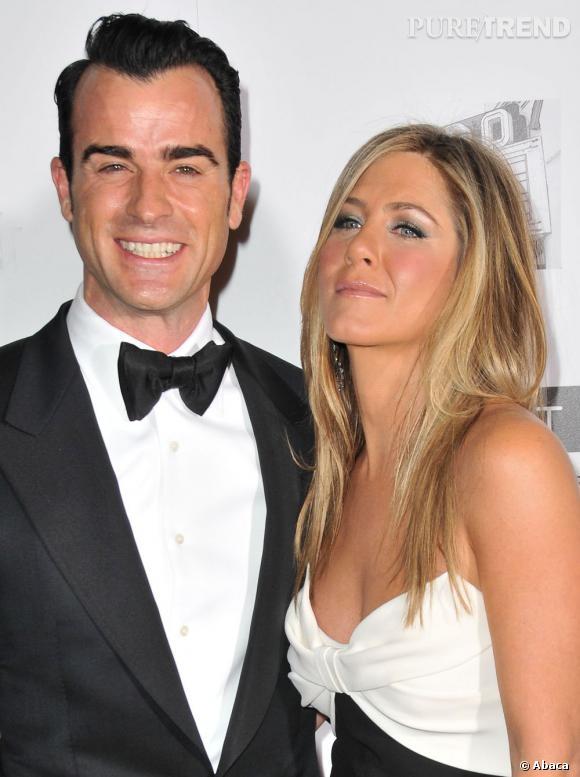 Jennifer Aniston et Justin Theroux, un mariage pour le mois de mars ?
