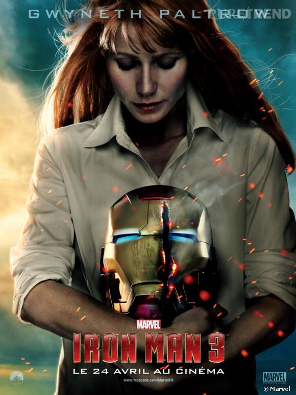 Gwyneth Paltrow reprend son rôle de Pepper Pots et risque encore de devoir s'inquiéter pour Tony Stark !