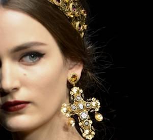 Dolce & Gabbana, Kenzo, Lanvin : les plus beaux bijoux de la Fashion week