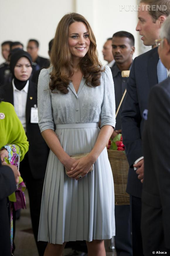 Kate Middleton fait crasher le shop online de Lovestruck Clothing.