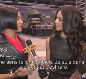 Alicia Keys se confie sur sa tournée et son fils.