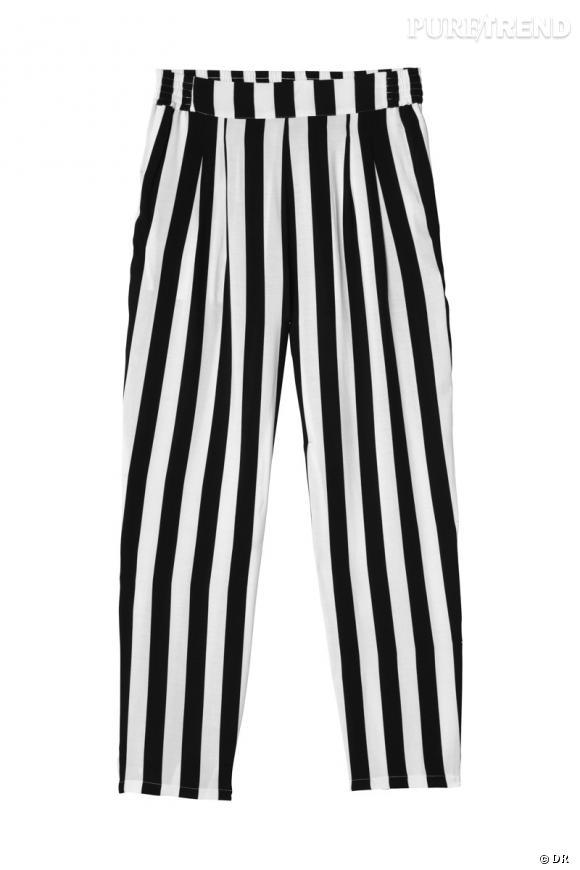 Monki Printemps-Eté 2013 : nos must have à shopper    Pantalon Nadia, 30 €