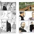 La vie de Steve Jobs adaptée en manga par Mari Yamazaki.