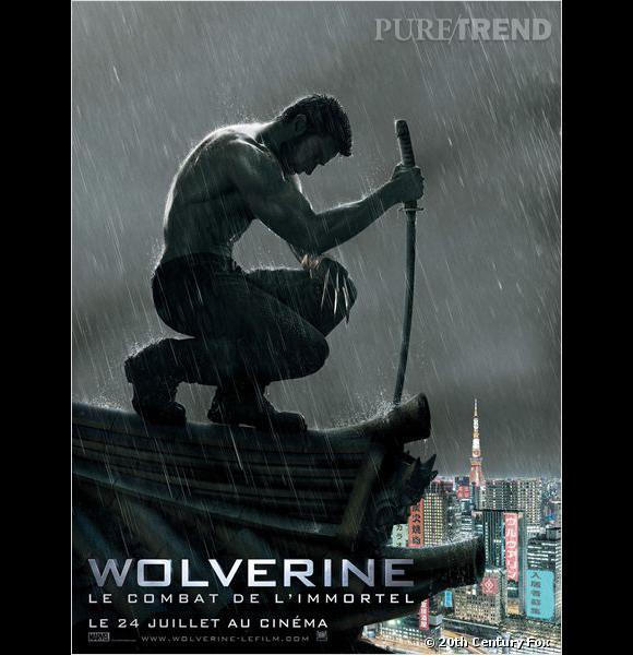 """""""Wolverine : le combat de l'immortel"""" sort le 24 juillet... Découvrez dès maintenant la bande-annonce !"""